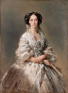 640px-Empress_Maria_Feodorovna,_1857,_Hermitage_Museum - копия