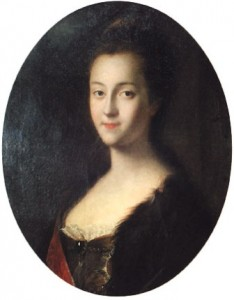 Grand_Duchess_Catherine_Alexeevna_by_L.Caravaque_(1745,_Gatchina_museum) - копия